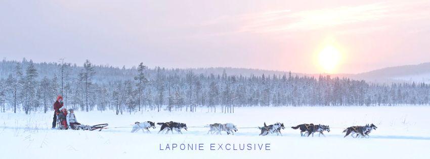 voyage laponie finlande suede traineau de chiens huskies husky ferme eleveurs lapons